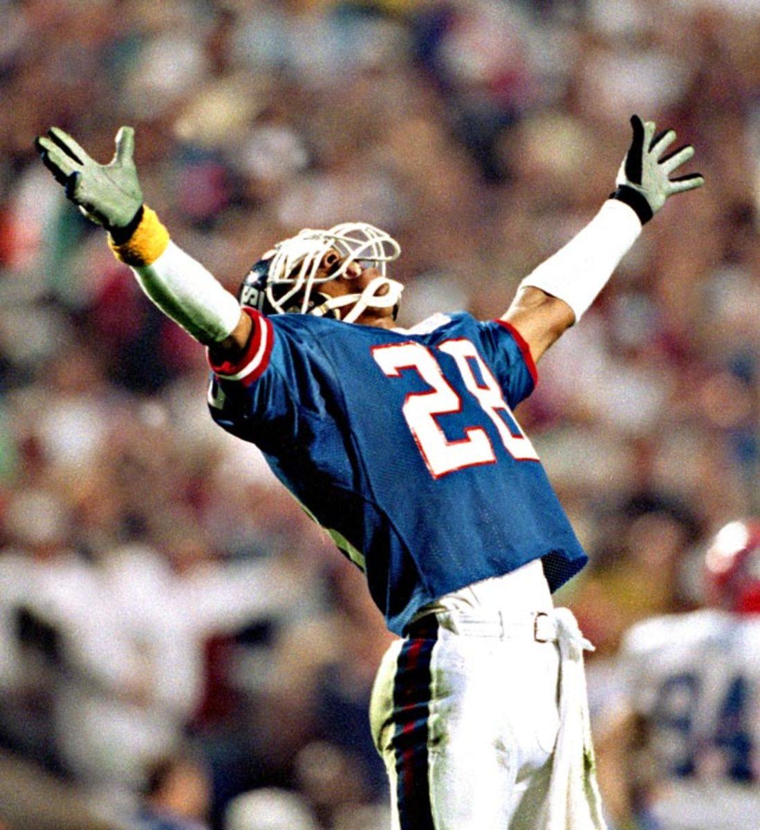 Super Bowl XXV, Jan. 27, 1991