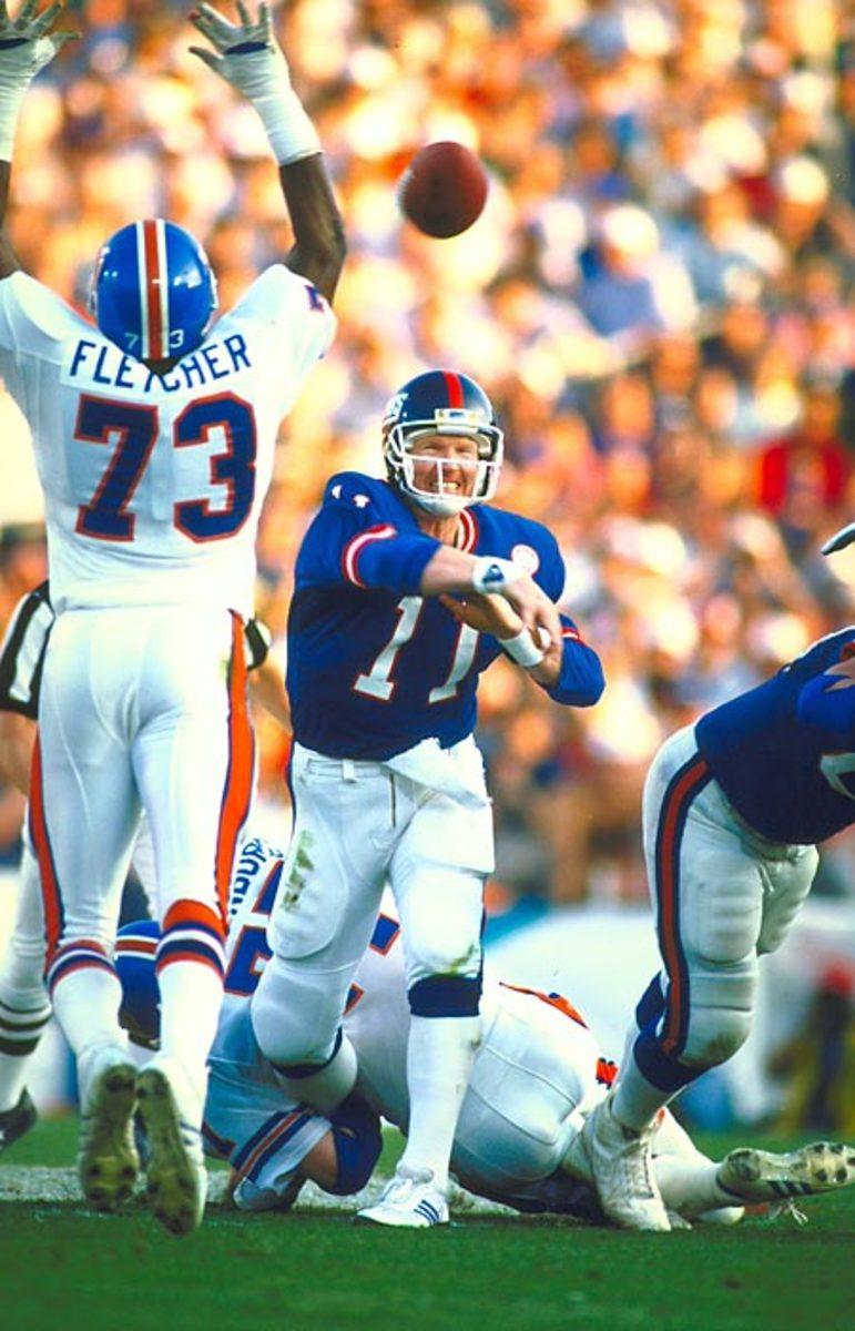 Super Bowl XXI, Jan. 25, 1987