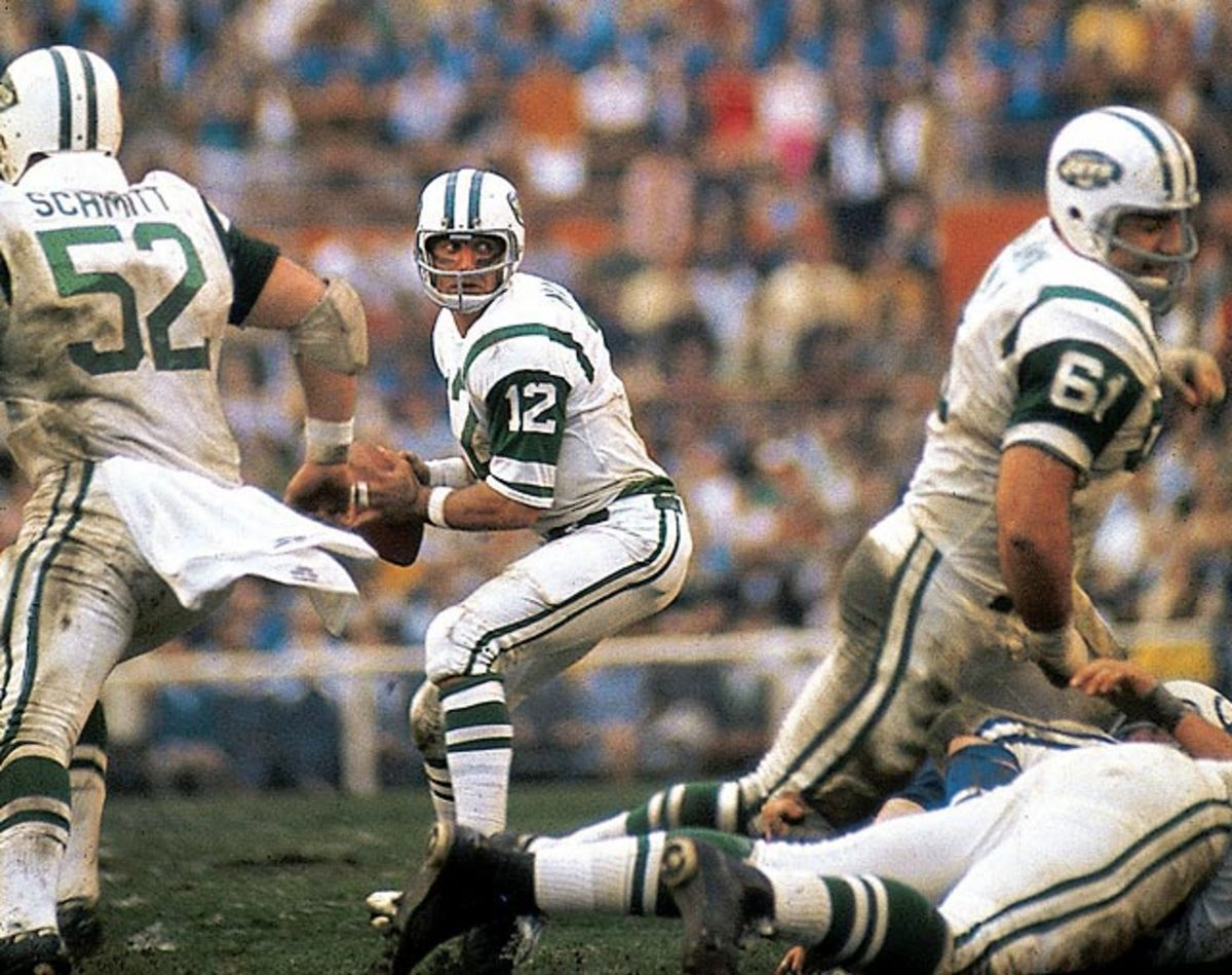 Super Bowl III, Jan. 12, 1969