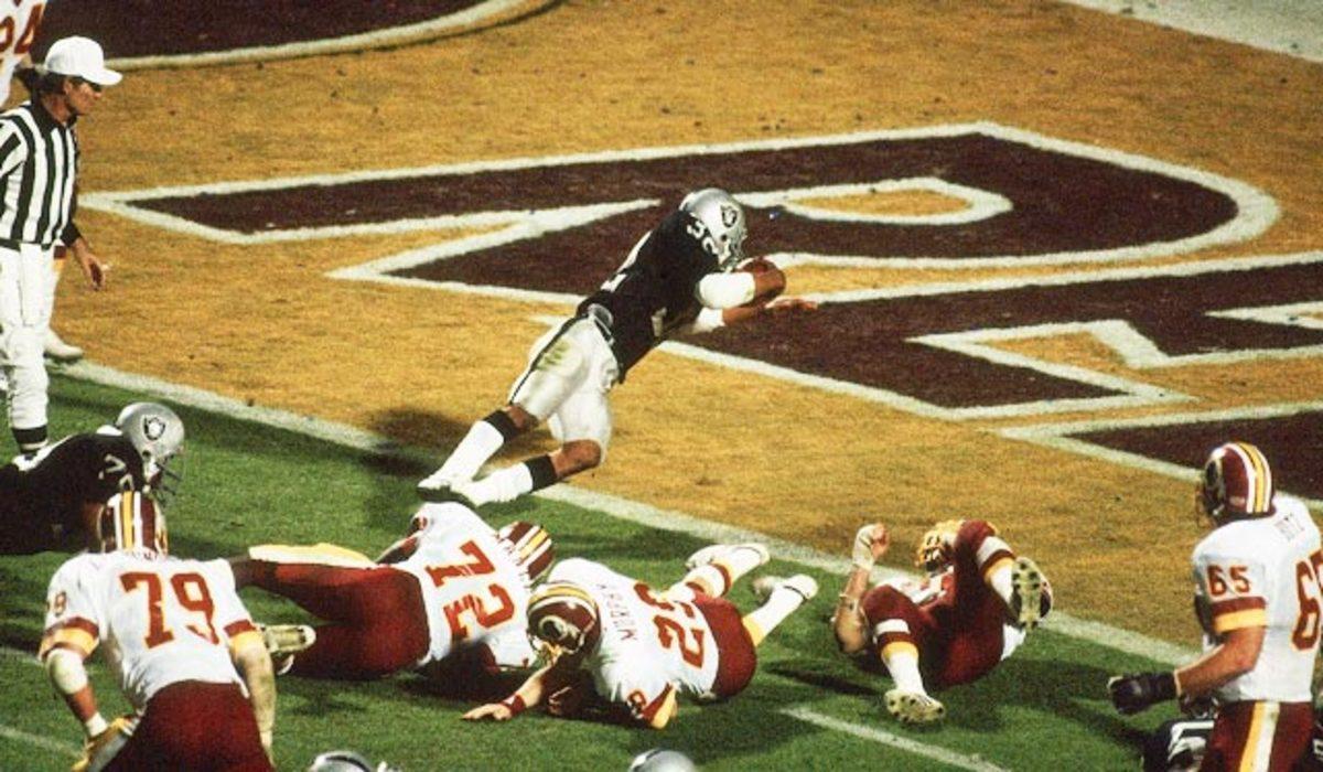 Super Bowl XVIII, Jan. 22, 1984