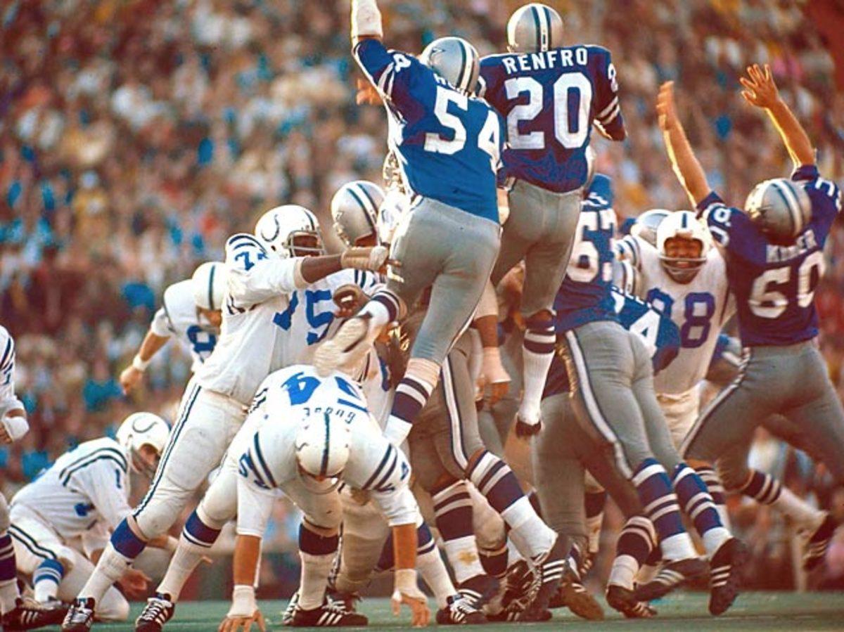 Super Bowl V, Jan. 17, 1971