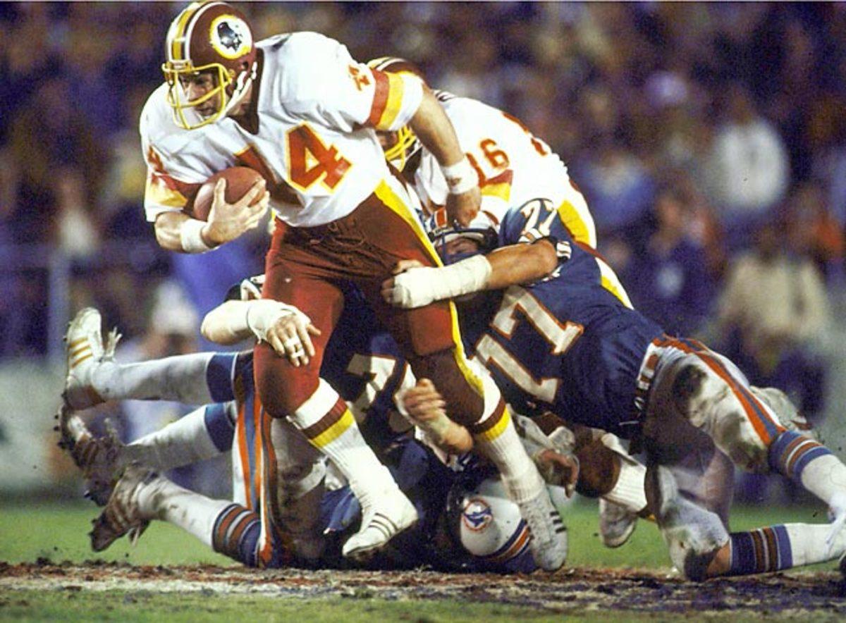 Super Bowl XVII, Jan. 30, 1983