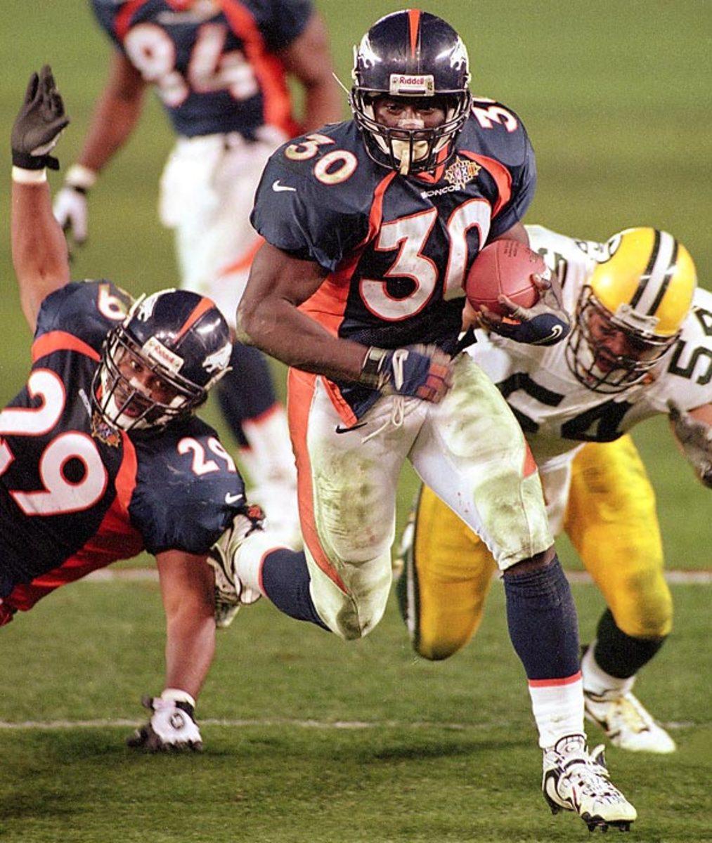 Super Bowl XXXII, Jan. 25, 1998