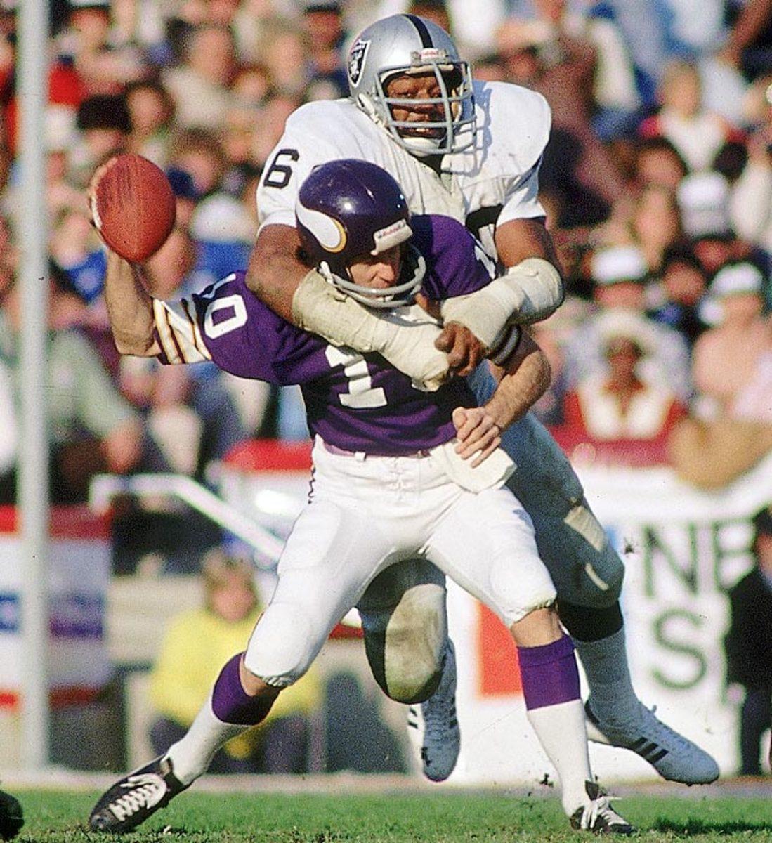 Super Bowl XI, Jan. 9, 1977