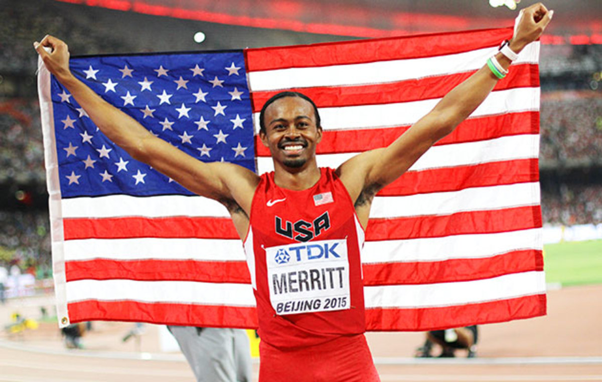 With approximately 15% kidney function, Aries Merritt won bronze in the 110-meter hurdles at the track and field world championships in Beijing. Days later, he would undergo a kidney transplant.