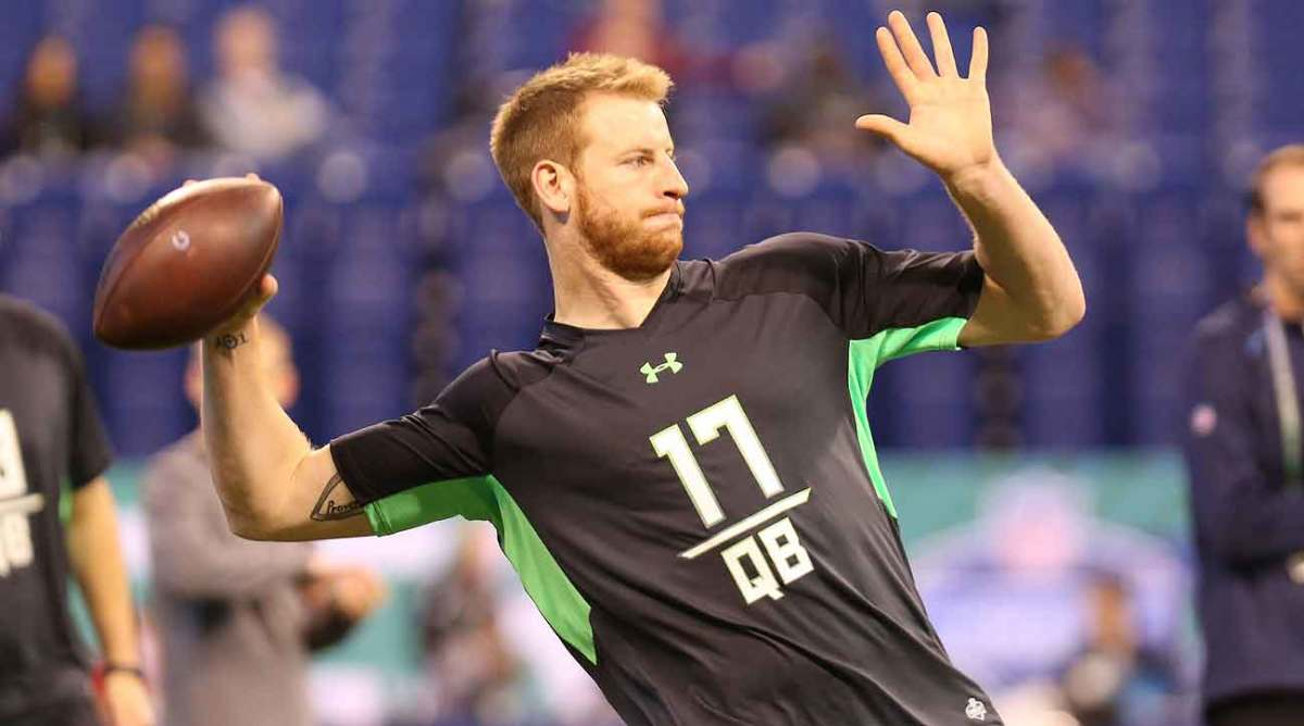 Angie Simms Nude carson wentz of north dakota st. may be biggest star in nfl