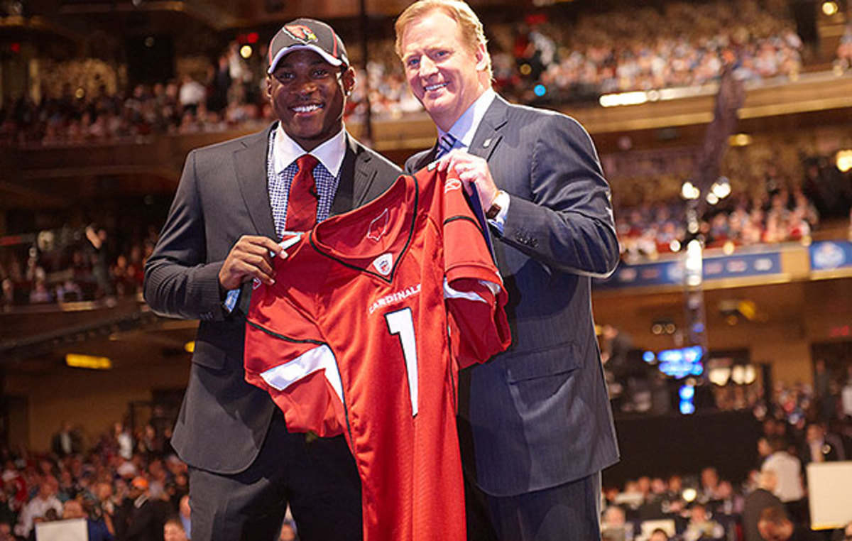 Peterson (first round, fifth pick) was the only 2011 rookie to make the All-Pro team.