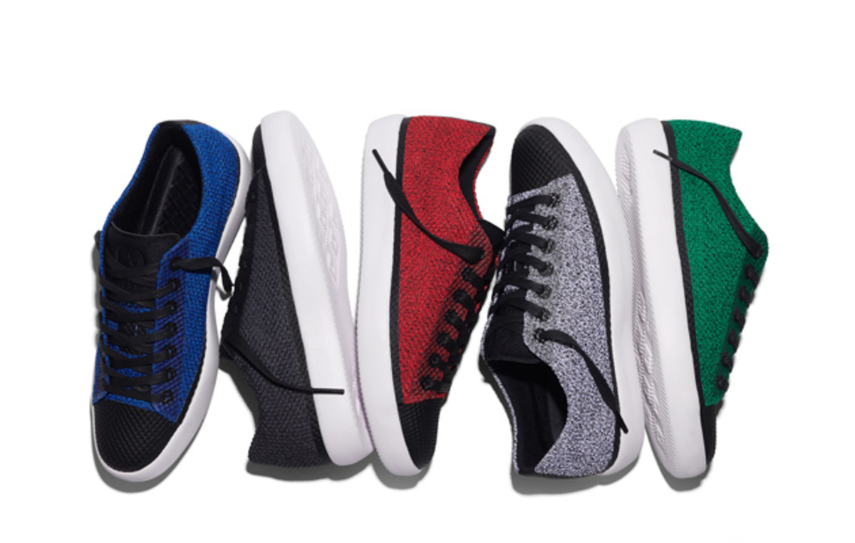 Converse, Nike band together to create All Star Modern