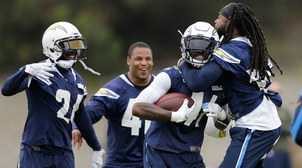 The Chargers' secondary, absent Eric Weddle, has something to prove.