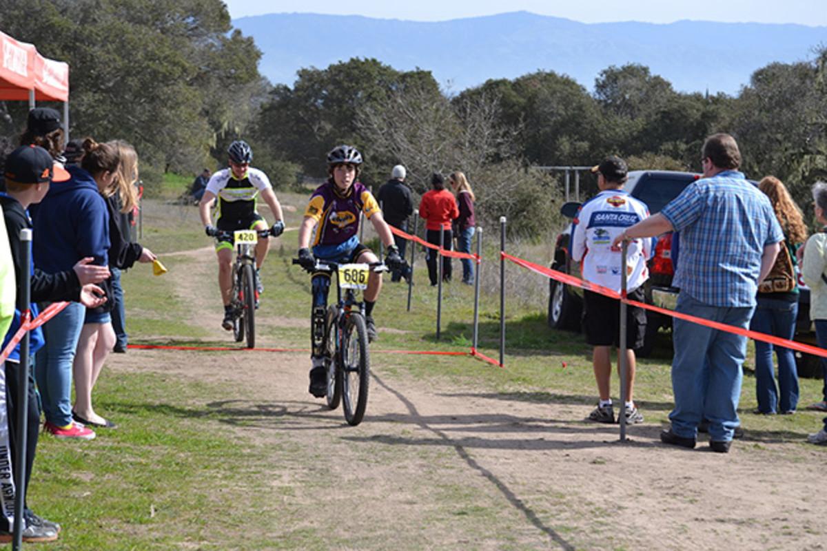 inline KC racing at a Central Coast Cyclocross race 2013.jpg