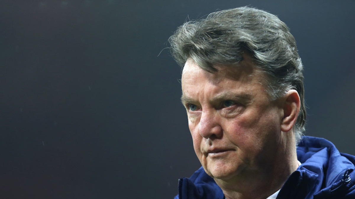 Manchester United's Louis Van Gaal: I Want Players To Be