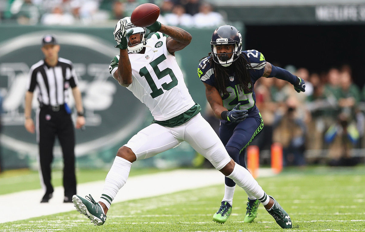 With the Jets flailing, Brandon Marshall could be the quite the catch for a contender in need of a veteran wide receiver.