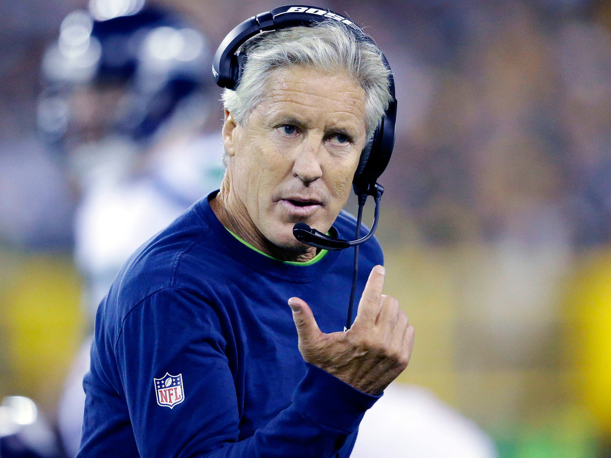 Seahawks Pete Carroll Trying To Reconnect With Players Sports Illustrated
