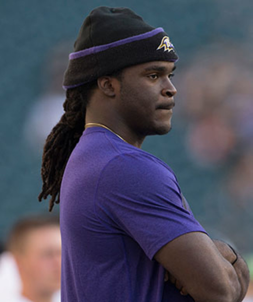 Perriman was sidelined for 2015 as the Ravens stumbled to a 5-11 finish.