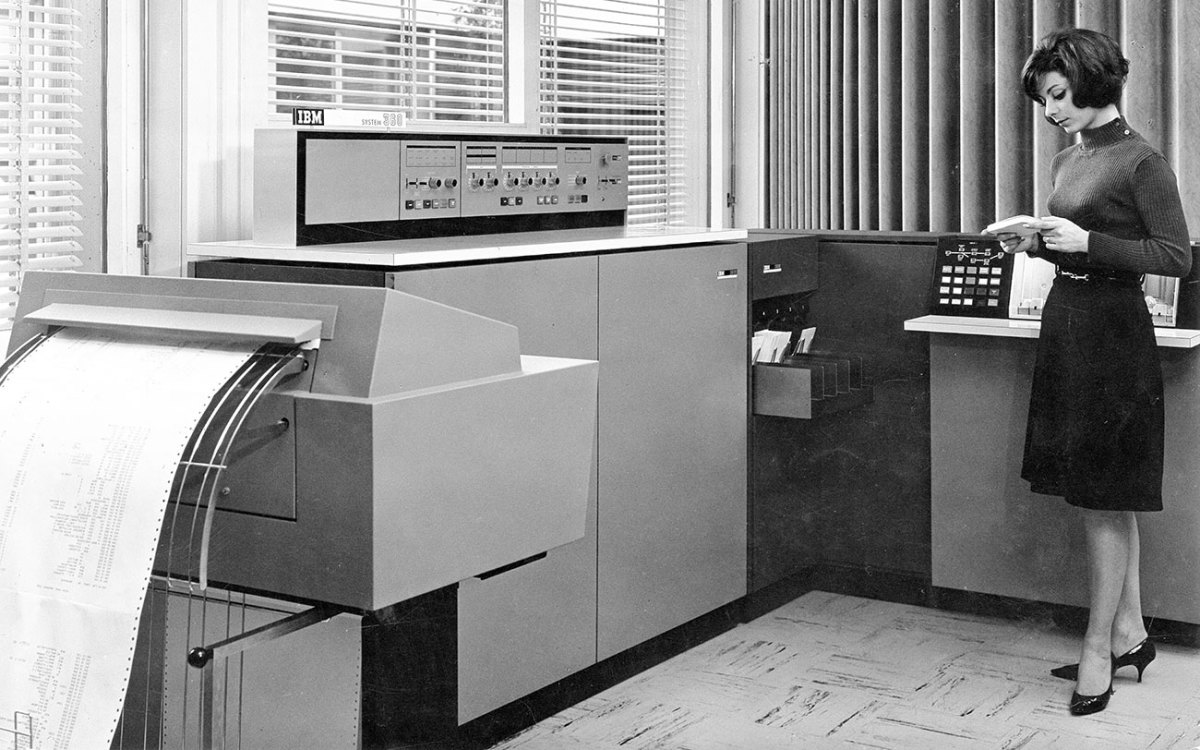 Brandt and the Cowboys computerized the scouting process, though you couldn't carry the IBM 360 into the draft room.