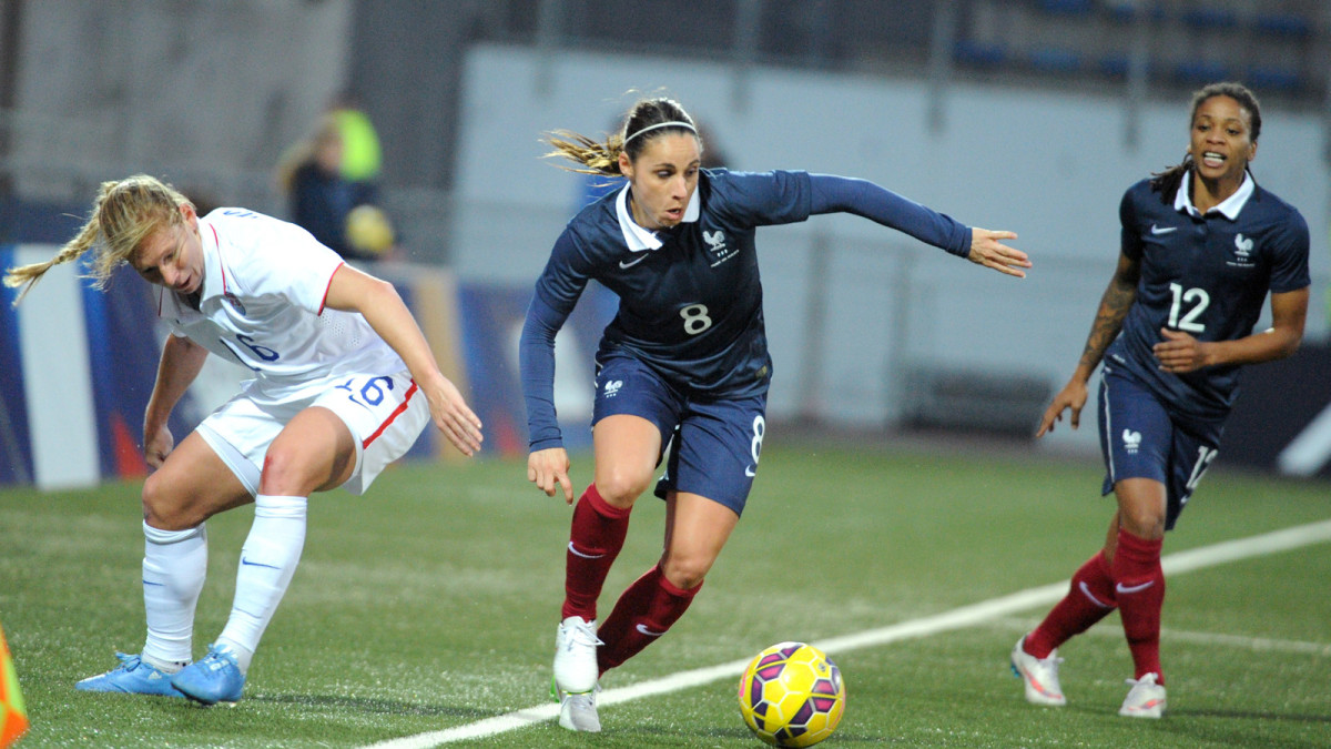 USWNT vs. France, February 8
