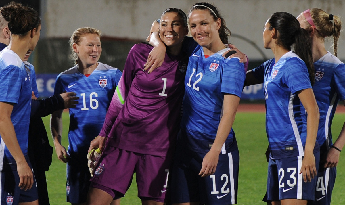 USWNT vs. Norway, March 4