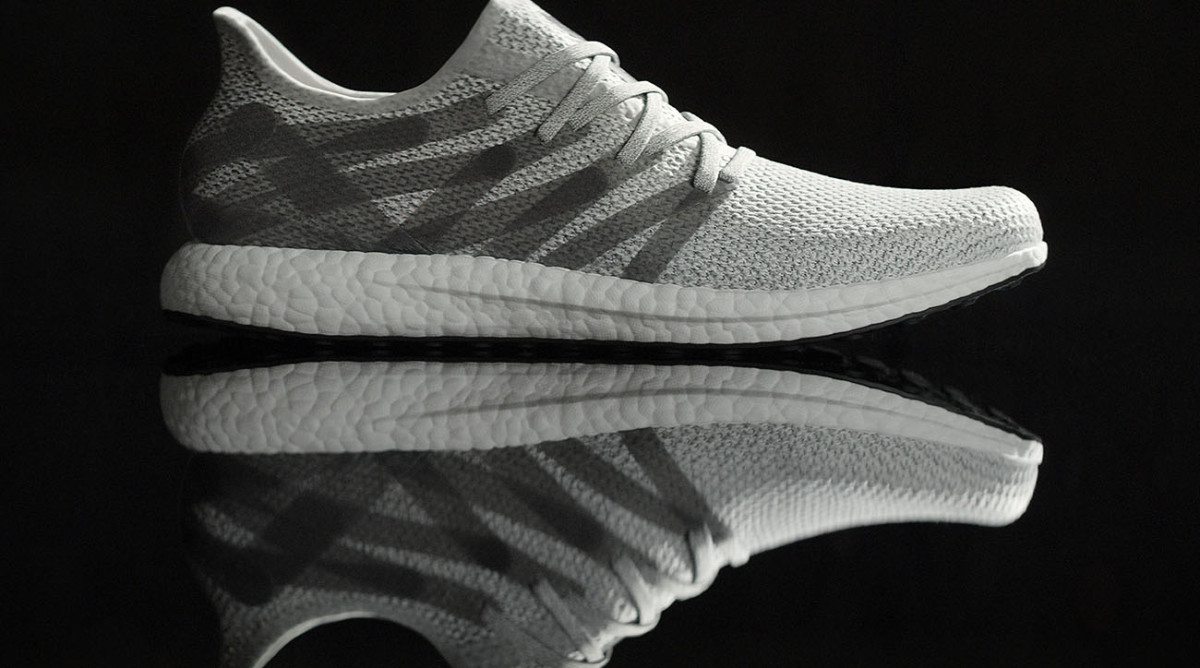 Adidas SPEEDFACTORY German Futurecraft MFG running shoe