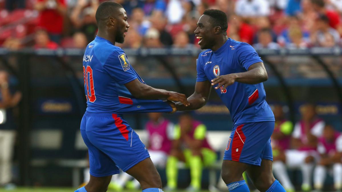 Haiti's Copa America Centenario roster