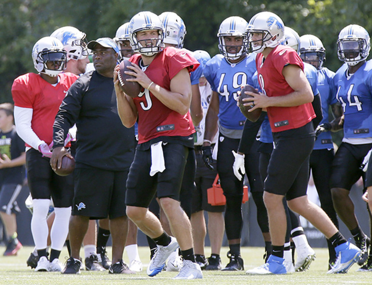 Stafford sees a team that can sustain last year's late-season turnaround.