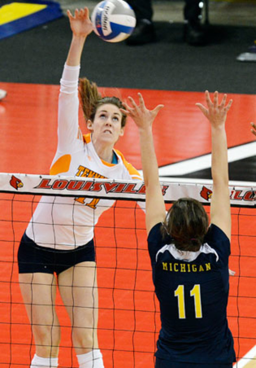 Leslie Cikra, a former All-SEC volleyball player, started the website BringBackTheLadyVols.com to protest the school's actions.