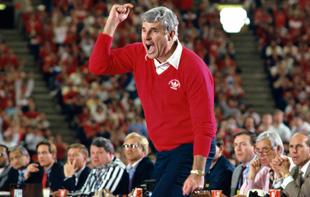 The negative approach used by Bob Knight has spread—ineffectively—to other coaches for years.