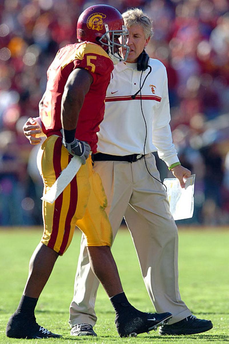 Reggie Bush and USC
