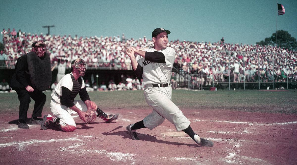 Yogi Berra (Getty Images Archive)