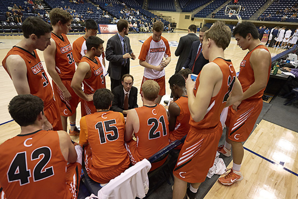 After last season's breakthrough, Eslinger's players are now hungrier to hear his game strategies.