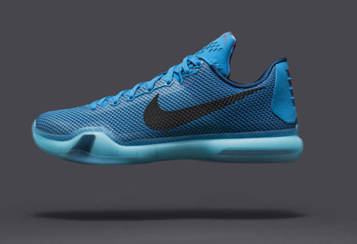 Kobe finished shoe
