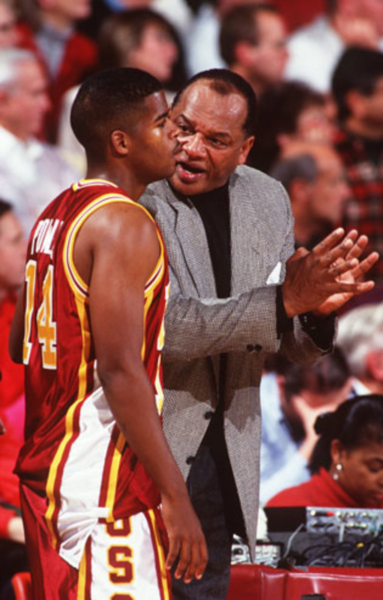 While at USC, George Raveling became a vocal advocate for the Black Coaches Association and USA Basketball, for which he served as an assistant on the 1988 U.S. Olympic team.