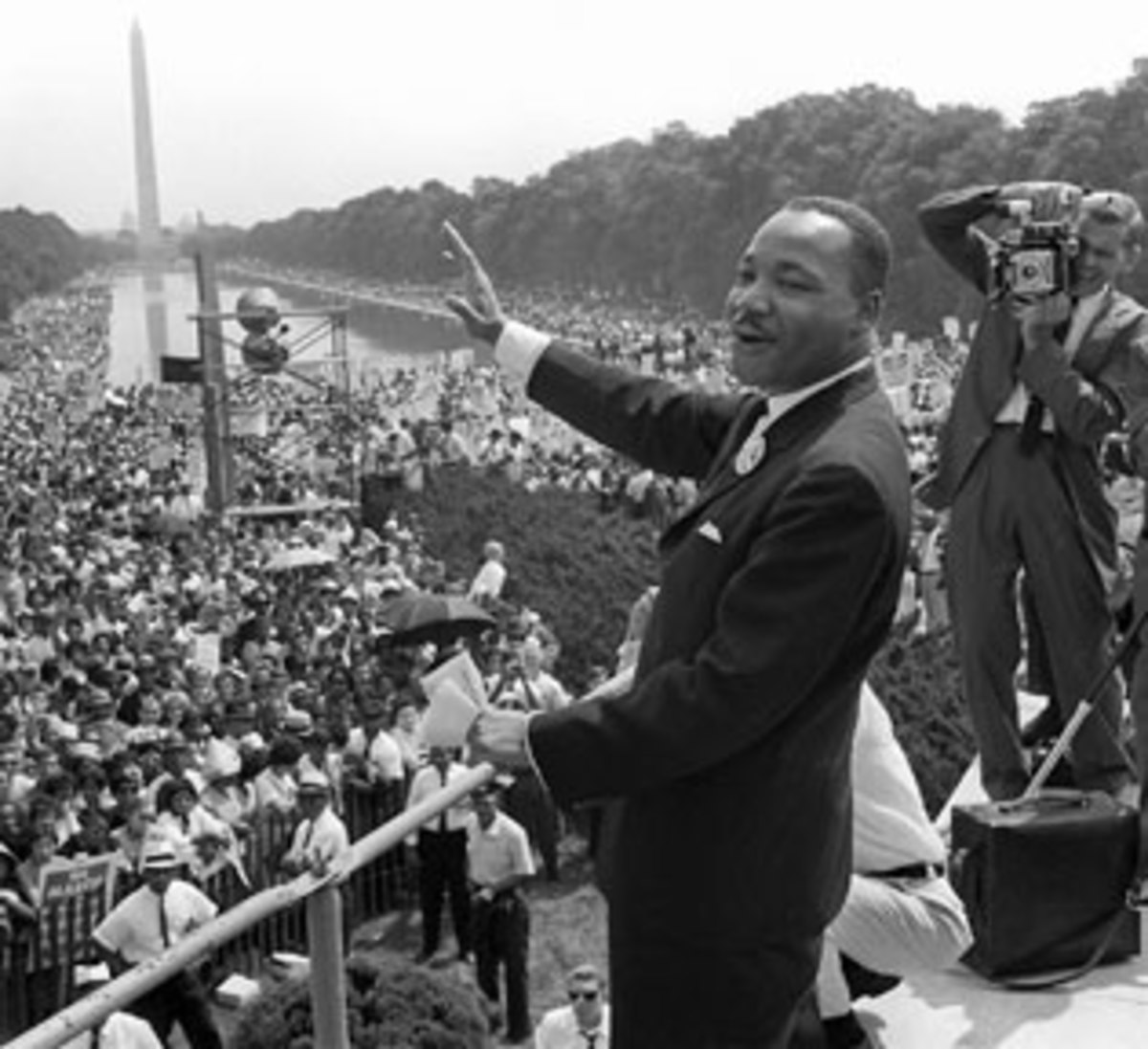 The morning of the March on Washington, Dr. King still hadn't finalized what would become the defining speech of the civil rights movement.