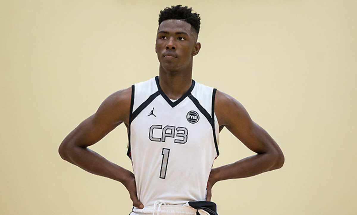 Harry Giles (above) could become a package deal with No. 1 player Jayson Tatum.