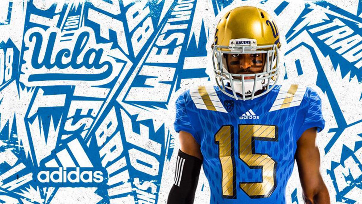 UCLA football: Bruins unveil new jerseys by Adidas - Sports ...