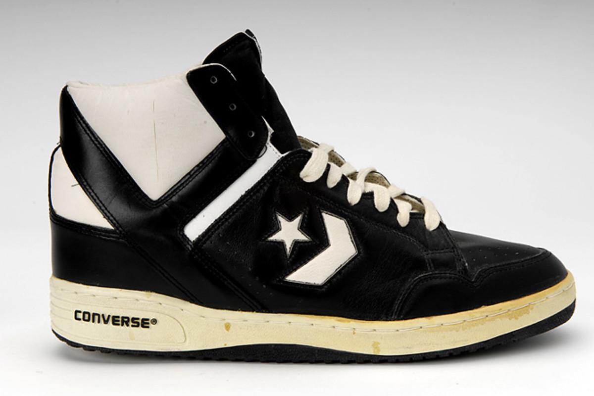 Larry Bird's Converse