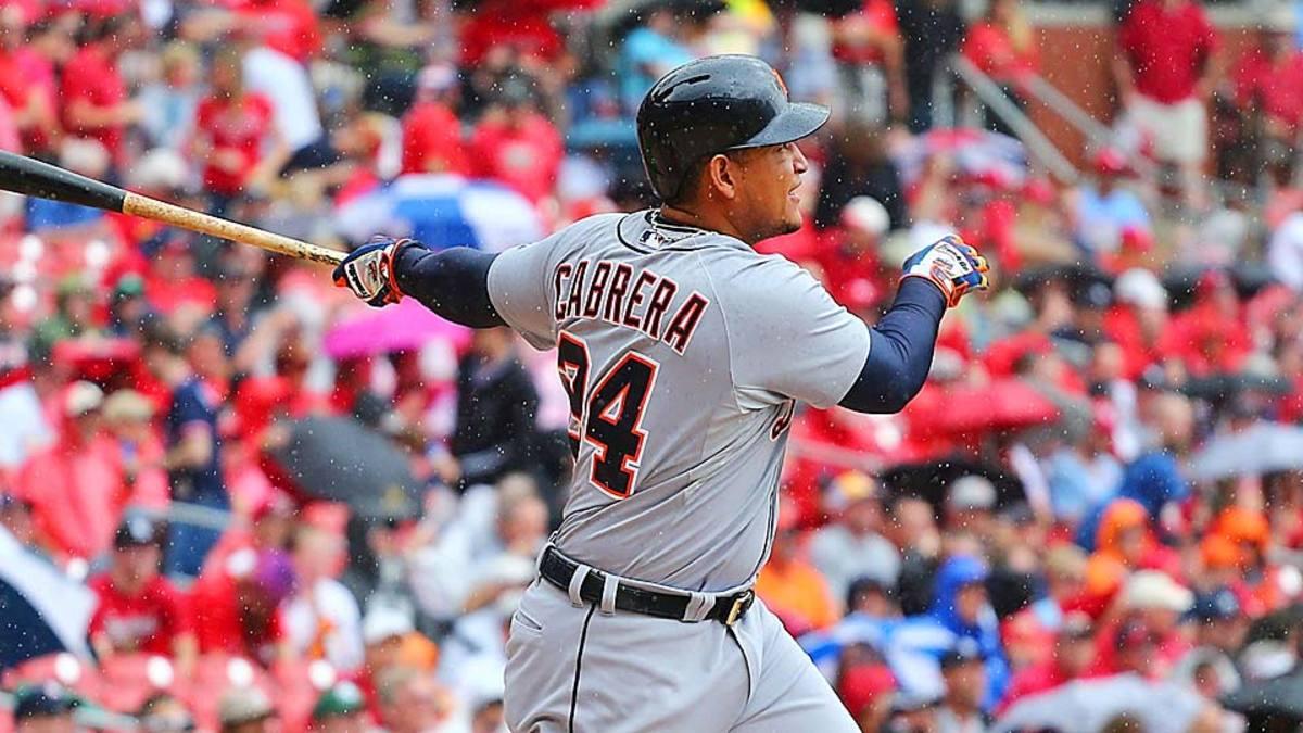 Miguel Cabrera: Tigers star belts 400th career home run ... Miguel Cabrera Fantasy Stats 2019