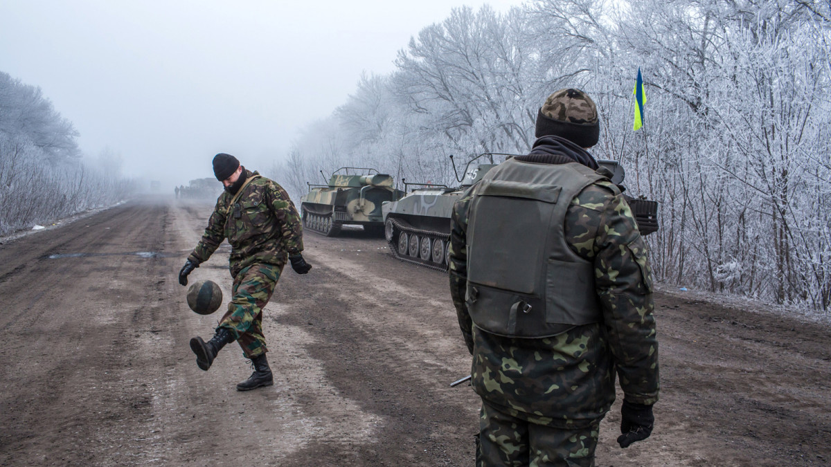 Ukraine Ceasefire 2