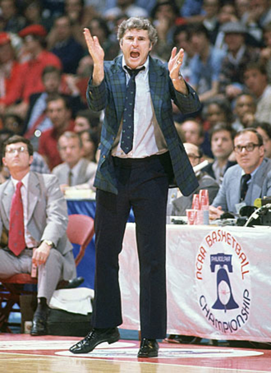Knight turned the '81 Hoosiers around, eventually leading them to their second of his three national championships.