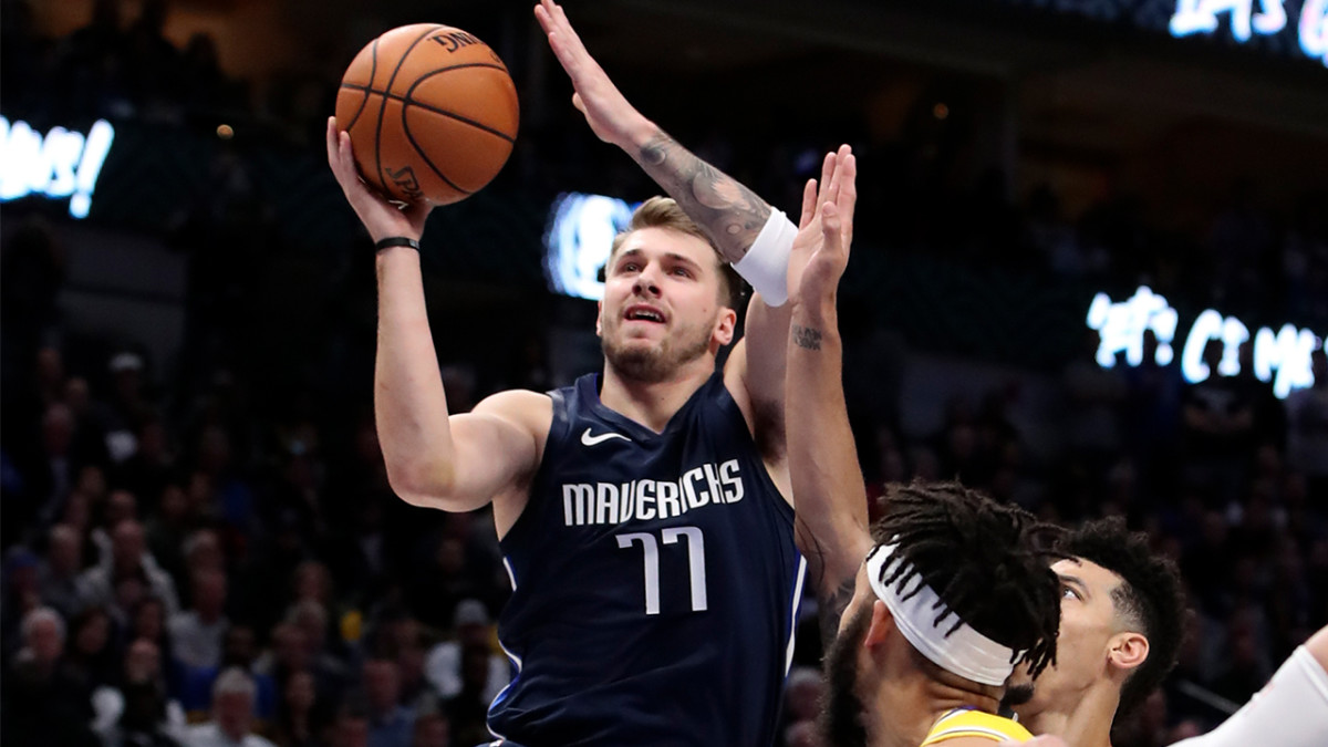 Luka Doncic is Taking the NBA by Storm, One Sensational Play at a Time