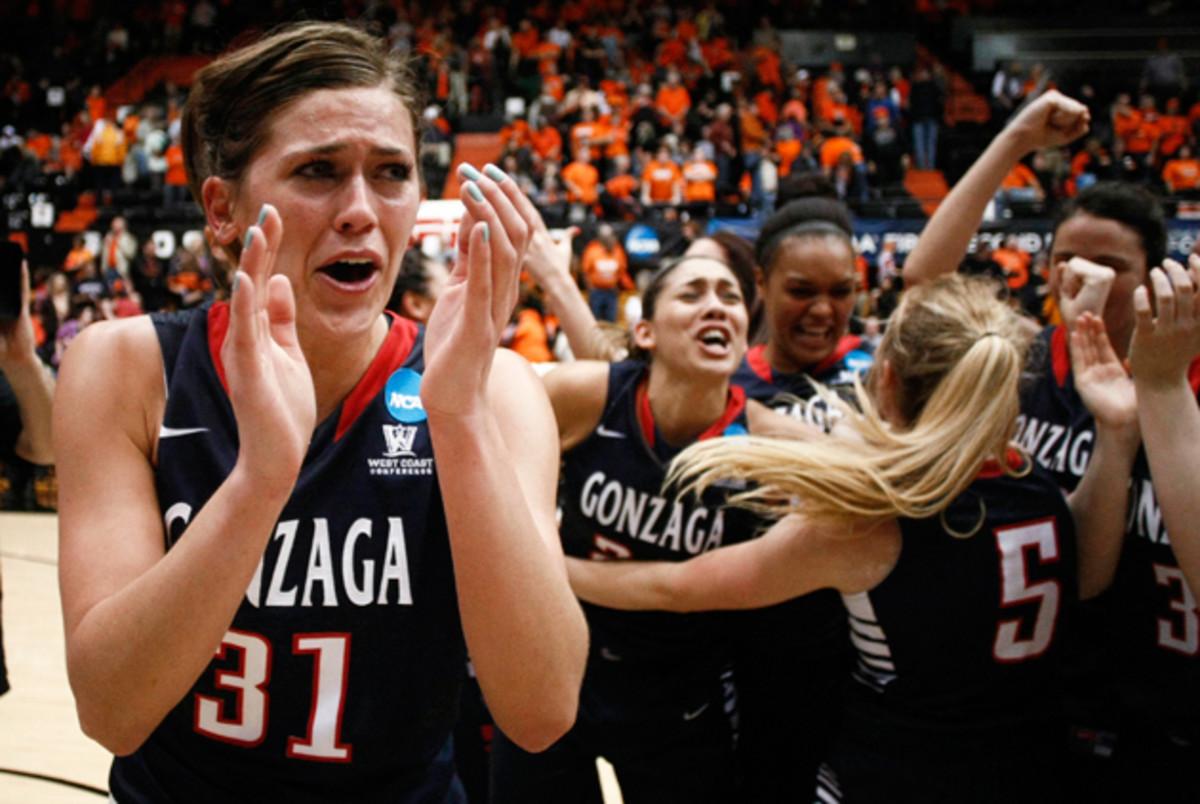 gonzaga women's ncaa tournament reset