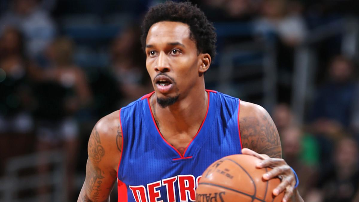 Brandon Jennings injury: Detroit Pistons guard suffers ...