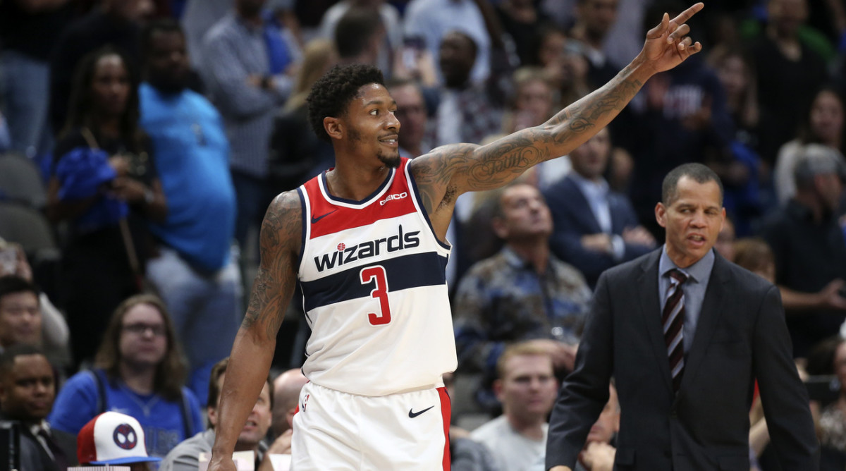 NBA DFS Daily Plays - Thursday, 11/8 (DraftKings, FanDuel and Yahoo) - Bradley Beal
