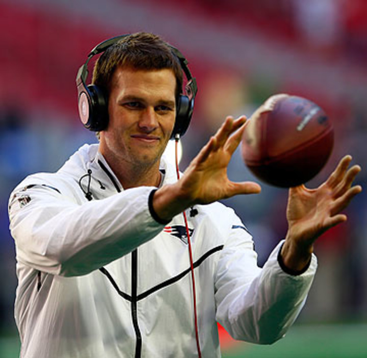 Brady (Kevin C. Cox/Getty Images)