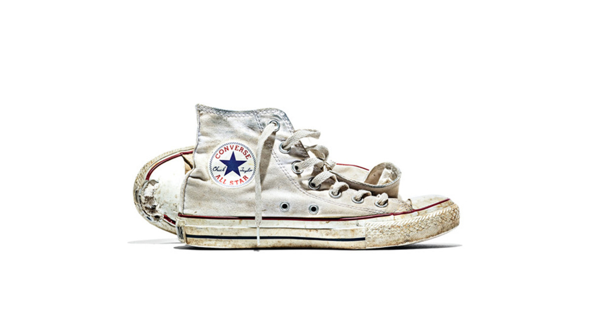 Converse Chuck Taylor All Star: The first signature sneaker ...
