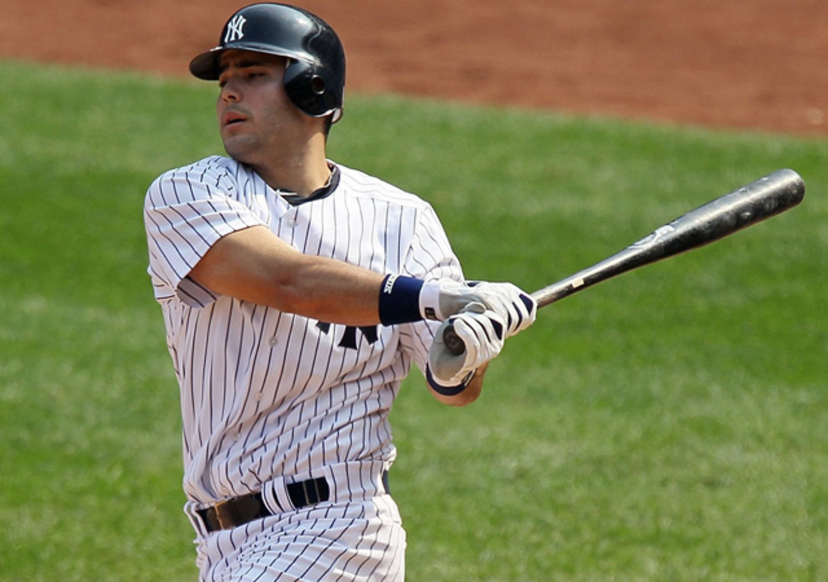 Jesus Montero was New York's No. 1 prospect before making his MLB debut in September 2011.