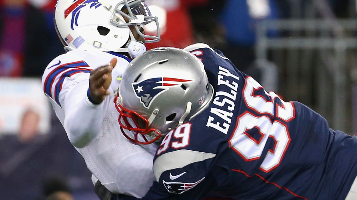 New England Patriots: Dominique Easley placed on injured reserve ...