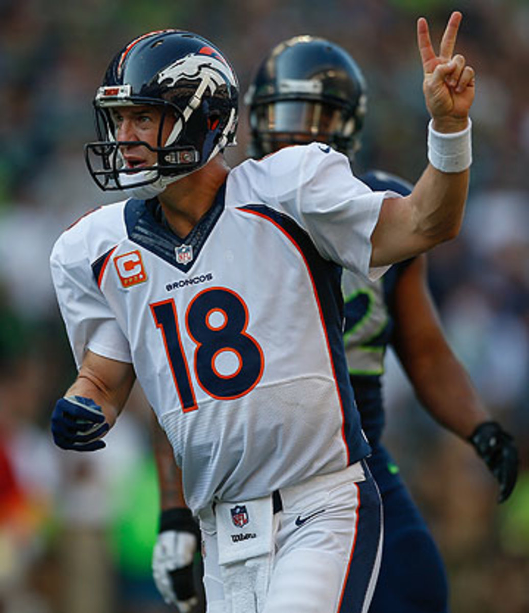 Teams might consider going for two more now that the PAT has been lengthened. (Otto Gruele Jr./Getty Images)