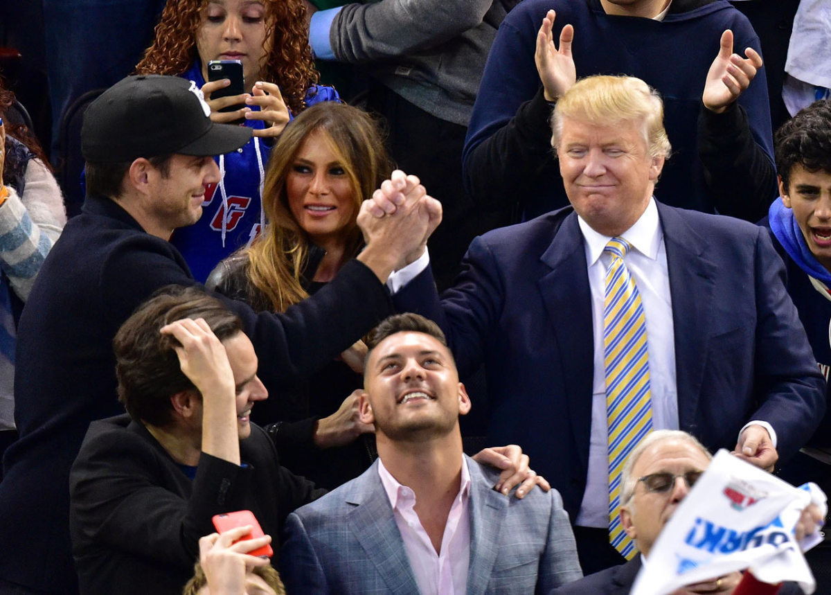 2015-0513-Will-Arnett-Donald-Trump-Melania.jpg