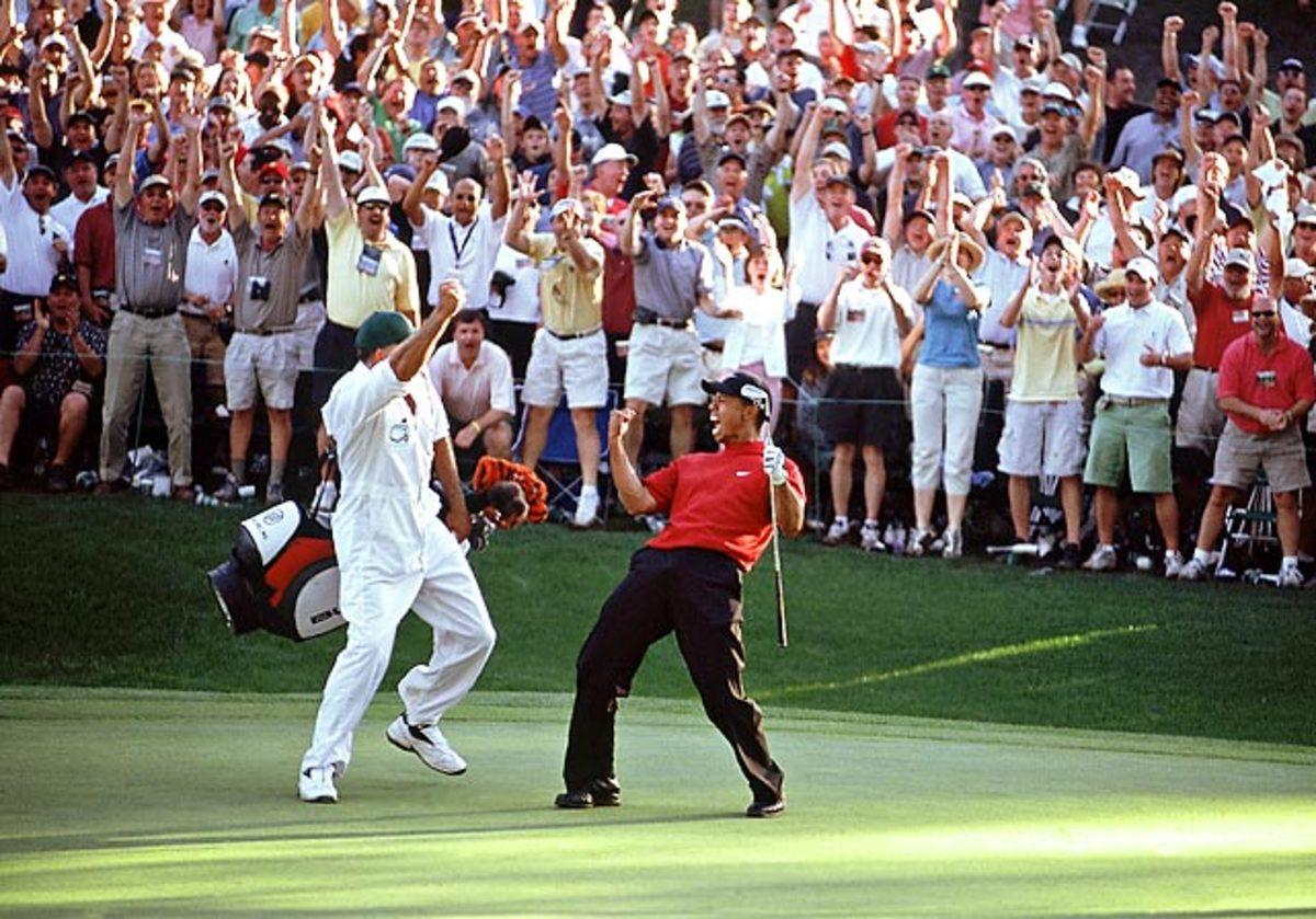 Tiger Woods, Steve Williams