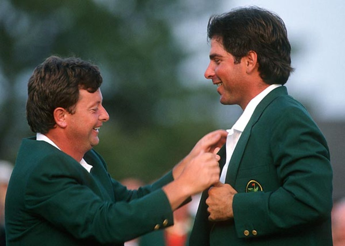 Fred Couples, Ian Woosnam
